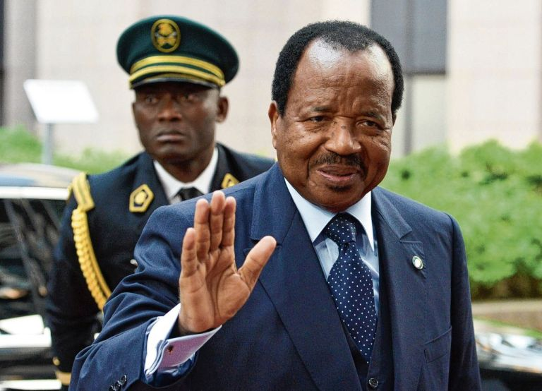 Biya greeting