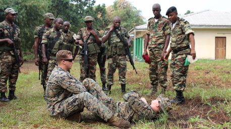 Cameroon-US-military